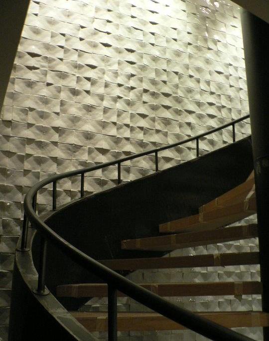 Eren Kalender Otel Duvarı Seramik Çalışması