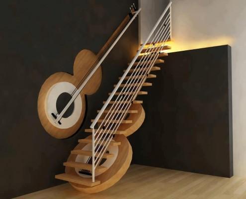 masif merdiven 8