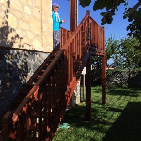 ahsap merdiven bakim 3